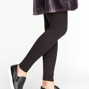 Black Leggings by Agnes & Dora